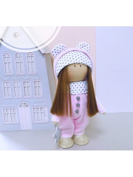 Набор для шитья куклы, арт 25891