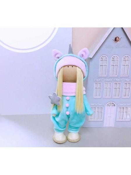 Набор для шитья куклы, арт 25892