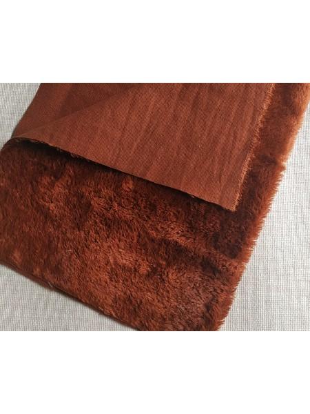 Вискоза для мишек Тедди, цв-коричнево-рыжий. Helmbold-190-925, 1/16м