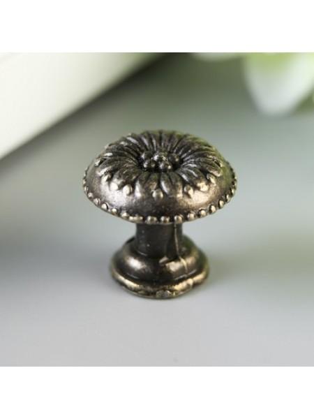 Декоративная  ручка для шкатулок(бронза) 15*17мм, цена за 2 шт