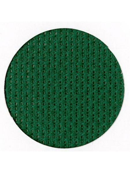 Канва Аида 14,РТО-Венгрия ,цв-зеленый, 39*45см