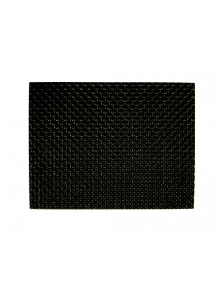 Материал для изготовления подошвы 10*13см, толщина 4 мм,цв-чёрный