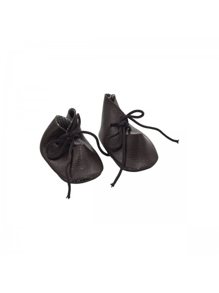 Ботиночки мини, 4,5 см, цв-тёмно-коричневый