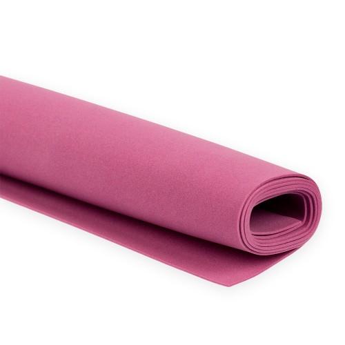Фом Эва Фоамиран , цвет №19-фиолетово-бордовый
