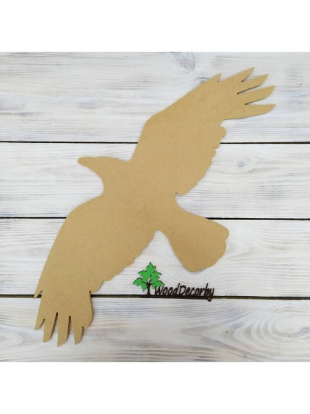 Артборд-Орёл. Размер в длину 45 см