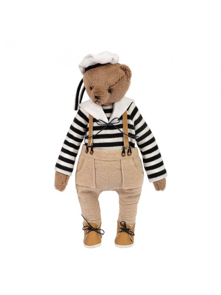 "Набор для изготовления  игрушки  ""Медведь Стивен""-23 см"