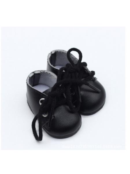 Ботиночки чёрный,5*2,8см