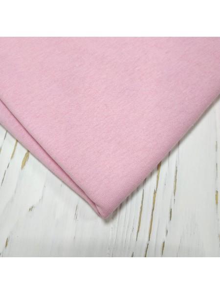 Трикотаж кулирка, 48*50 см,розовый