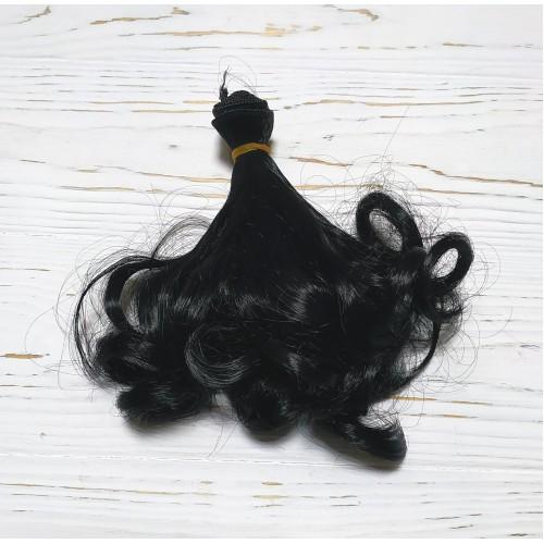 Трессы-кудри (волосы для кукол)15см