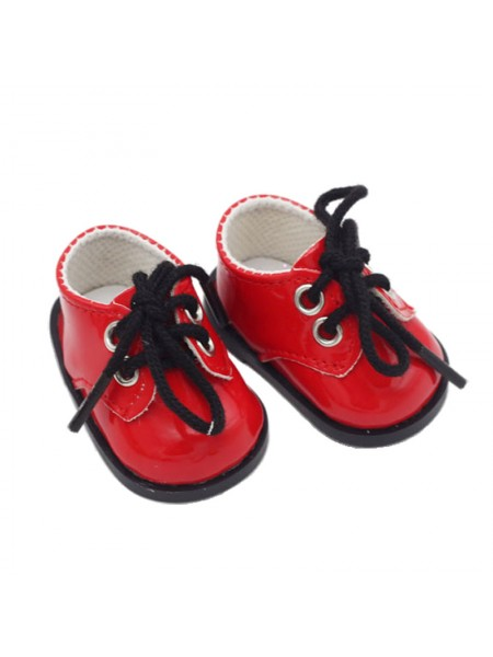 Ботиночки красные, 5 см