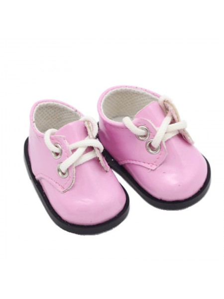 Ботиночки розовые, 5 см
