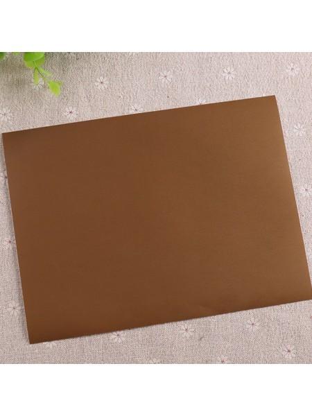 Самоклеящаяся аппликация для курток и пуховиков,цв-коричневый-№12