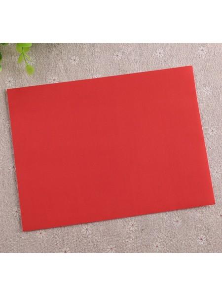 Самоклеящаяся аппликация для курток и пуховиков,цв-красный-№2