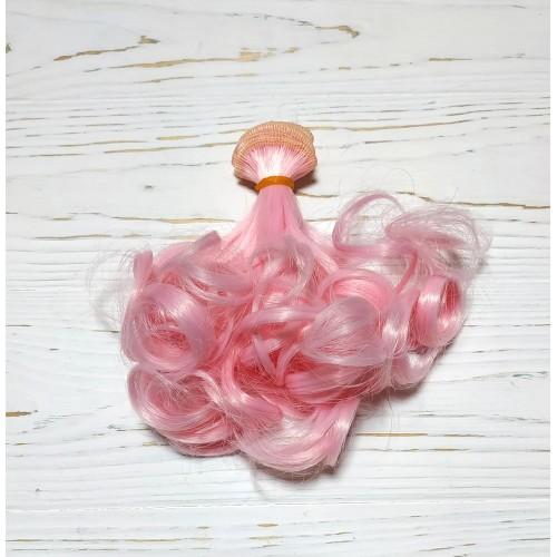 Трессы-кудри (волосы для кукол),15см