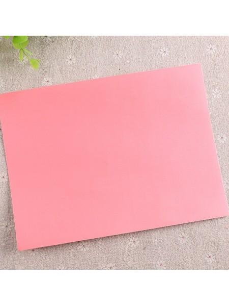 Самоклеящаяся аппликация для курток и пуховиков,цв-розовый коралл-№5
