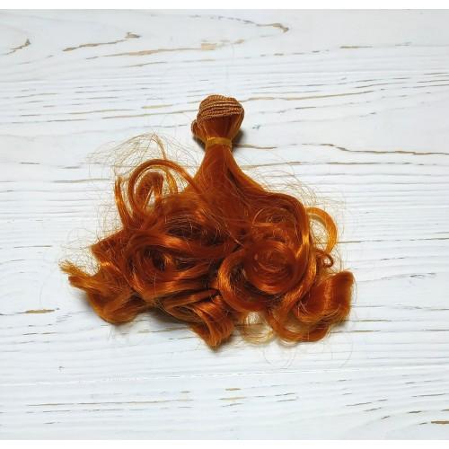 Трессы-кудри (волосы для кукол) -15см