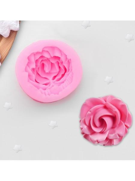Молд  для творчества «Роза», 4,5×2 см