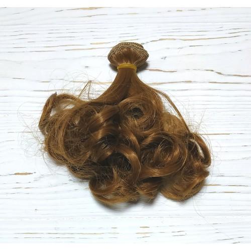 Трессы-кудри (волосы для кукол) 15см