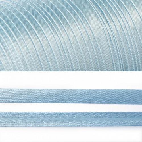 косая бейка,цв-голубой,15мм. Цена за 1 м