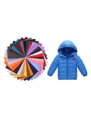 Самоклеящаяся аппликация для курток и пуховиков,цв-белый-№1