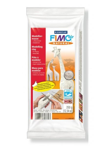 Самозатвердевающая глина FIMO air natural .350гр, 8150-02