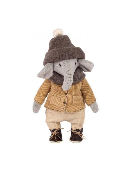 """Набор для изготовления  игрушки  """" Слон Шон""""-21 см"""