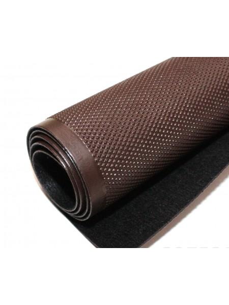 Кант для кукольной обуви(подошва),12,5*18см. цв-коричневый. цена за 1 шт