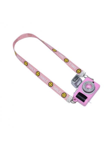 Фотоаппарат для куклы,розовый