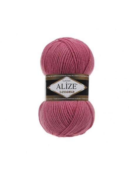 Пряжа Alize-Ланаголд (Lanagold) цв-359 (тёмно-розовый)