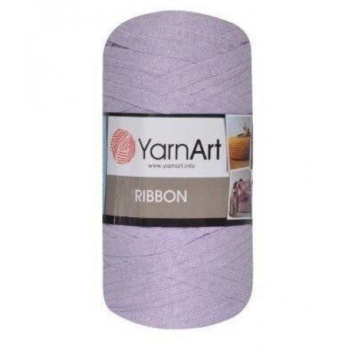 Пряжа Ribbon 250гр - 125м (Сиреневый) YarnArt,№765