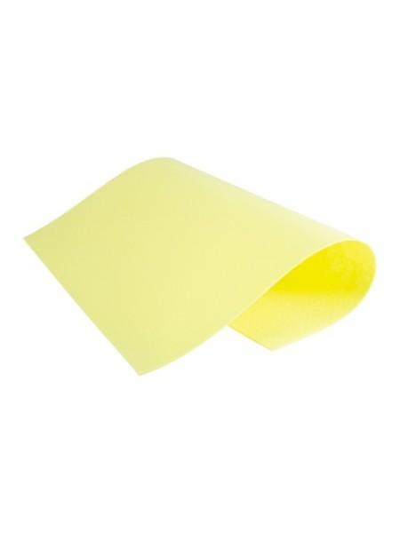 Корейский фетр,жесткий,св-желтый(лимонный).1,5 мм,размер 33*26см
