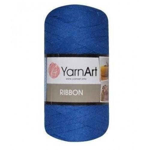 Пряжа Ribbon 250гр - 125м (Синий) YarnArt,№772