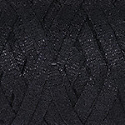 Пряжа Ribbon Lurex (Риббон Люрекс) 250гр - 125м (Чёрный с перламутром),№722