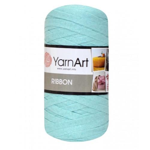 Пряжа Ribbon 250гр - 125м (Мята) YarnArt,№775
