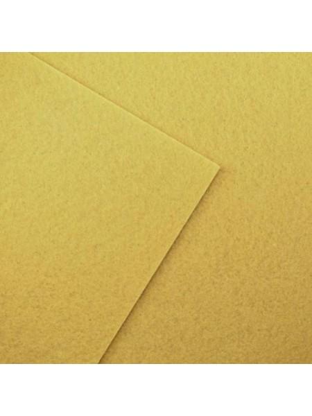 Корейский фетр,жесткий,бежевый.1,5 мм,размер 33*26см