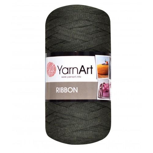 Пряжа Ribbon 250гр - 125м (Хаки) YarnArt,№782