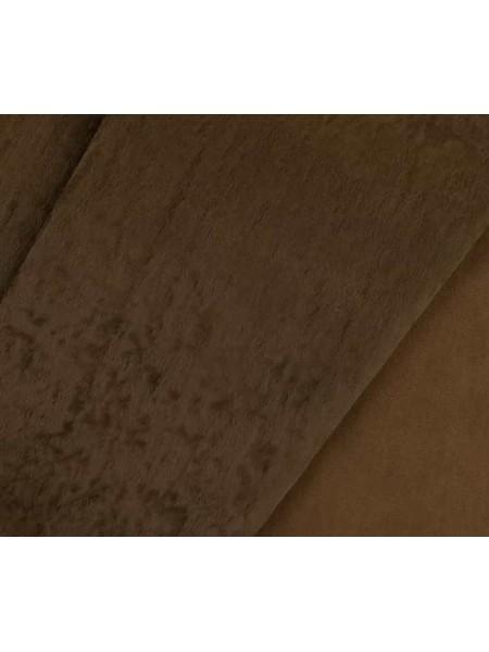 Вискоза для мишек Тедди, цв-коричневый-болотный. Helmbold-190-911, 1/16м