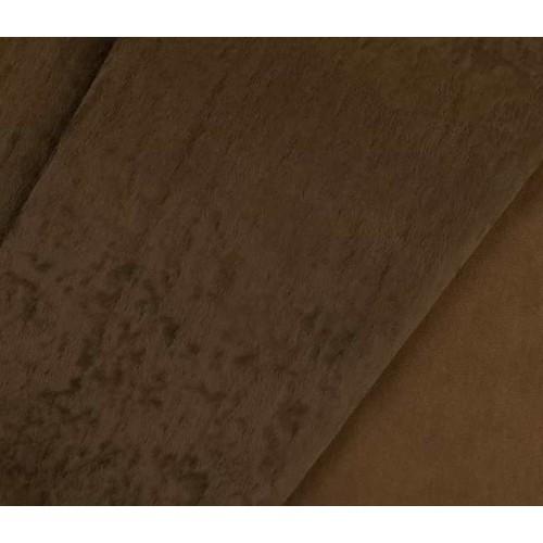 Вискоза для мишек Тедди, цв-коричневый-болотный. Helmbold-190-911, 1/8м