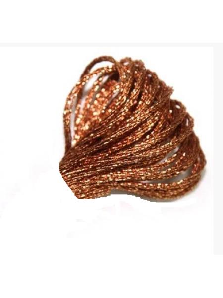 Нитки для вышивания металлик. Copper-Е301-аналог ДМС