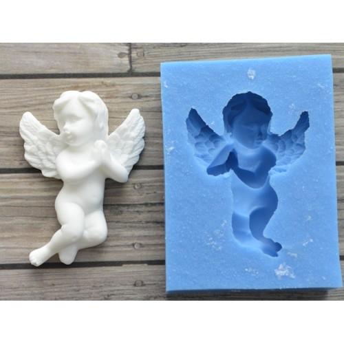 """Молд """"Молящийся ангел """"-0029"""