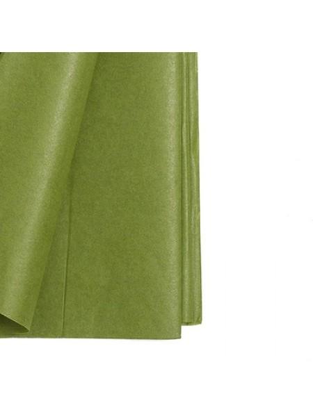 Папиросная бумага тишью,фисташка,цена за 10 листов