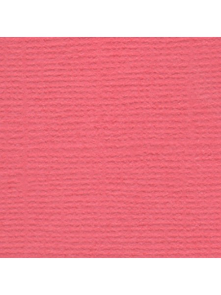 Бумага текстурированная-PST-Ягодный леденец (коралловый),30,5*30,5 см,цена за 1 лист