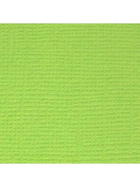 Бумага текстурированная-PST-зеленое яблоко,30,5*30,5 см,цена за 1 лист