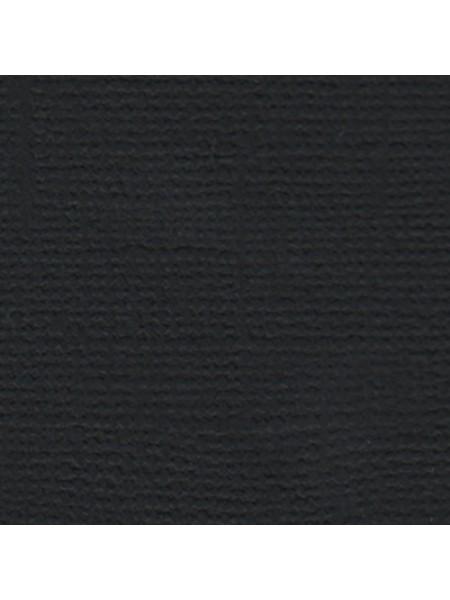 Бумага текстурированная-PST-Вороной конь (чёрный),30,5*30,5 см,цена за 1 лист
