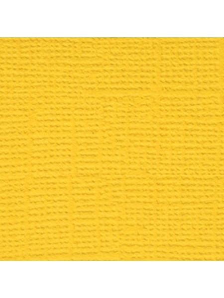 Бумага текстурированная-PST- Кукурузный початок (жёлтый),30,5*30,5 см,цена за 1 лист