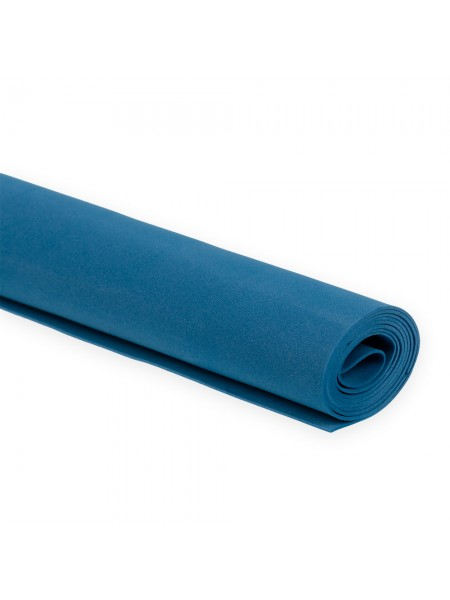 Фоамиран иранский , цвет №24-тёмно-синий
