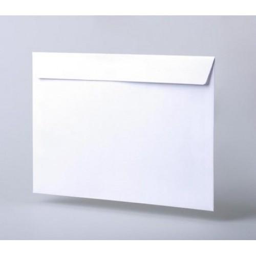 Крафт-конверт ,цв-белый , С-6, 114х162 мм,цена за 1 шт