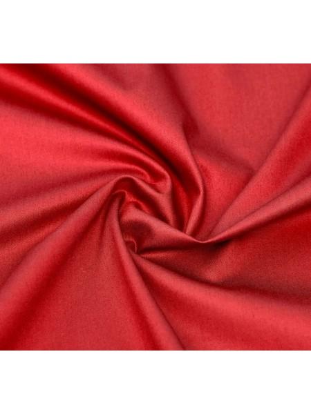 Отрез(сатин),размер 50*60 см. цв-красный,цена за отрез