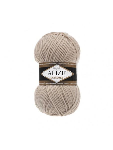 Пряжа Alize-Ланаголд (Lanagold) цв-05-беж