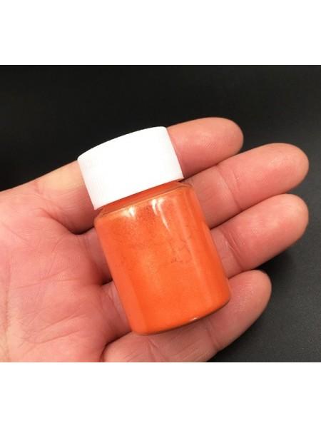 Пигмент для эпоксидной смолы,цв-оранжевый,20мл